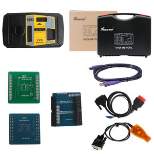 Xhorse V4.1.0 VVDI Benz VVDI MB BGA TOOL Benz Programmatore chiave con calcolatrice BGA
