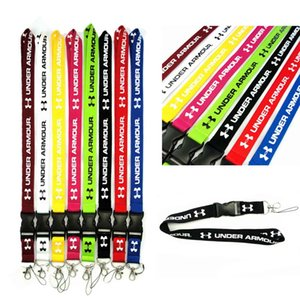 CellPhone Lanyard Under Straps Abbigliamento marca Portachiavi Telefono Chiavi MP3 Camera ID Badge Holder Fibbia staccabile