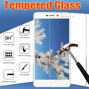 Pantalla 9H Dureza vidrio templado a prueba de protector de la película protectora superior para el Xiaomi MI 9 8 6 SE Plus 6X Nota Mix Max 3 Pro F1 Juego Go