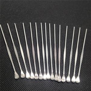 عالية الجودة الكهربائية dnail dab dabber أداة المحمولة الشمع vape القلم المقاوم للصدأ أداة للتدخين الأنابيب الجاف عشب المرذاذ الأقلام