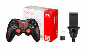 2017 Gen Game 안드로이드 스마트 폰 태블릿 PC 리모트 컨트롤러 용 무선 블루투스 게임 패드 조이스틱 홀더 포함