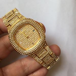 Vente chaude chronographes de haute qualité 36mm femmes robe Montres diamant Montres Hommes 40MM Montres-bracelets Nouveautés Le meilleur cadeau orologio di lusso