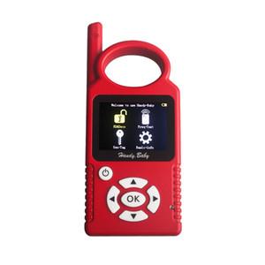Handlicher Baby-Autoschlüssel zum Kopieren von Autoschlüsseln für 4D / 46/48-Chips Unterstützung mehrsprachig