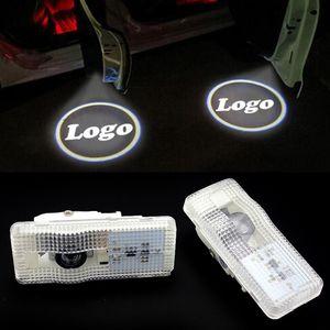 Car LED projector logotipo logo luz laser de porta para Citroen C4L C-Triomphe Sega Picasso C4 C5 C6 C8 C3 DS3 EXPEDIÇÃO III SAXO