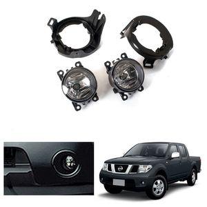 مصابيح الضباب في السيارة لسيارة Nissan Frontier Navara D40 D22 2011 لمبة الهالوجين الصافية: H11-12V