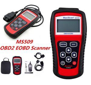 Autel MS509 MaxScan 코드 리더 OBD2 FT232BL OBD 스캐너 자동차 탐지기 스캐너 코드 리더 Autel MS 509 GS 509 GS509 인쇄