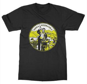 """Nueva camiseta de 201 hombres de Nebraska """"abracadabra"""" Estados Unidos de América Patriot Capital"""