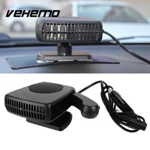 Chauffage de voiture 12V Ventilateur de chauffage de voiture avec poignée pivotante pour dégivreur de vitres de dégivreur de vitres pour véhicule antibuée de chauffage électrique