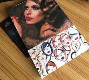 New Hot Makeup Arbeit es gesetzt Out matte Lippenstift-Kollektion 18 Farbe englischen Namen Lippenstifte 18pcs / set DHL + Gift