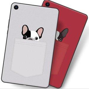 ل XIAOMI شقة 4 الغطاء الواقي Xiaomi شقة 4plus قذيفة واقية سيليكون ماتي رقيقة شاملة للجميع الرجال والنساء لمكافحة الرسوم المتحركة