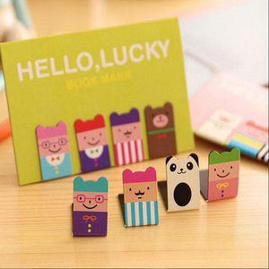 Бронзовые Магнитный Bookmark Cartoon Kawaii Канцтовары Книги Марка Клипы Для офиса Учитель подарков Детская школа Товары для офиса