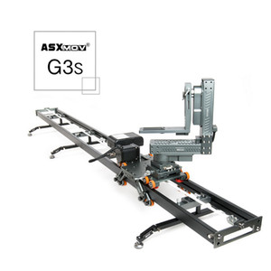Großhandel APP Steuerung Timelapse Video Stabilisator System Kamera Track Schiene Schieberegler motorisierte Kamera Dolly Slider Film Ausrüstung