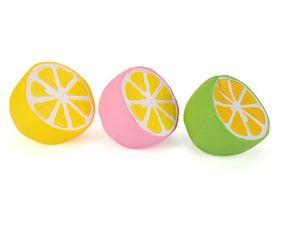 Squishy 11CM 점보 레몬 Kawaii Squishy 귀여운 과일 천천히 상승 장식 전화 스트랩 펜던트 Squishes 선물 장난감 인형