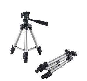 Açık Balıkçılık Lamba Braketi Evrensel Taşınabilir Kamera Aksesuarları Teleskopik Mini Hafif Tripod Standı Tutun Toptan 2508018