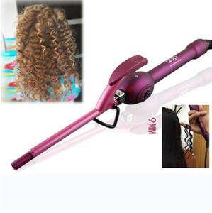 9 mm rizador de pelo rizador de pelo profesional rizos de pelo de hierro varita rulo rulos krultang cuidado de la belleza herramientas de belleza