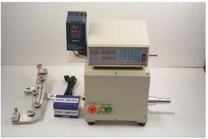 Bilgisayar CNC Otomatik Bobin Sarıcı Büyük Tork Sarma Makinesi 0.03-2mm tel