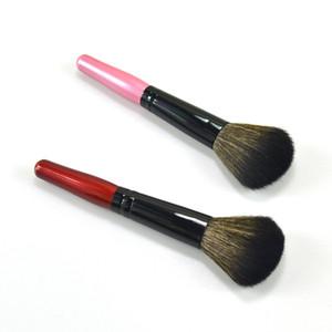 Pincel de Blush Em Pó Profissional Único Rosto Macio Make Up Brush Maquiagem Cosméticos Grandes Escovas Fundação Make Up Ferramenta