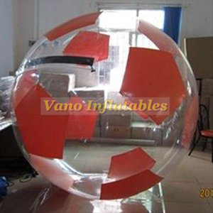 Water Zorbing Commercial PVC Walk on Water Ball Human Zorb Balls Transparent 1.5m 2m 2.5m 3m Free Delivery