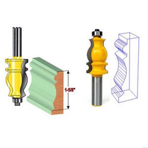 1/2 * 1-5 / 8mm Schaft Fräser Holzbearbeitung Werkzeug Trimmen Cutter Fischschwanz Handlauf Router Bit hochwertigen Schweißen