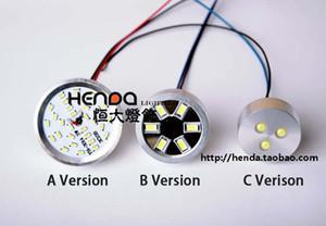LED Beads 3W G4 12V 3014 SMD Fonte de Luz Crystal Light Luz de teto Lâmpada de parede acessórios modificados