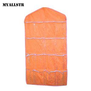 Wall Storage 16 Closet Organizer Hanging Portable Home Socks Underwear Pockets 0 Bag 11kg