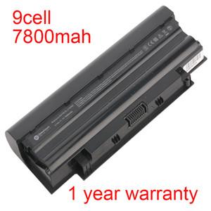 Dell Inspiron N4010 M5110 N3010 N4050 N4110 7XFJJ 965Y7 9JR2H 06P6PN 07XFJJ P20G001 P19G001 W7H3N 04YRJH 9 hücre 7800mah dizüstü pil