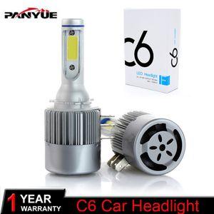 2x H15 H7 H4 Led-lampe 72 Watt 7600LM Drahtlose Autoscheinwerfer Lampe DRL Umwandlung Fahrlicht Beschaffung 6000 Karat Für VW Audi BMW