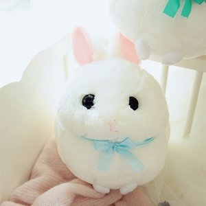 Tavşan Peluş Oyuncak Sevimli Tavşan Tombul Bebek Oyuncak Hediye