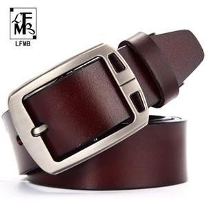 ledergürtel männer männlich echtes leder gürtel luxus dornschließe designer gürtel für männer gürtel Cummerbunds ceinture homme
