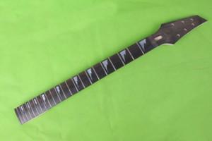 1x Electric Guitar Neck 22 프렛 25.5 ''메이플 로즈 우드 fretboard