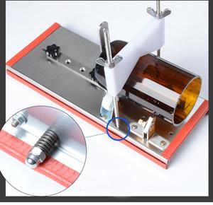 Conjunto de herramientas de corte de botella de vino de cerveza de cristal cortador de botellas de bricolaje