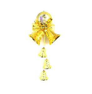 1pcs albero di natale appeso campane Jingle Pendant Party Decoration Ornaments Xmas Drop shipping # 15