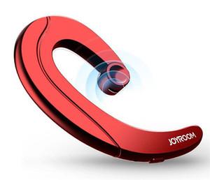 Joyroom Sans fil Bluetooth Écouteur Crochet d'oreille Aucun bouchon d'oreille Pas de douleur Pure Sound Casque ergonomique pour Iphone Xiaomi DHL FEDEX GRATUIT