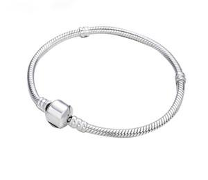 Bracelet à breloques en perles véritable Pandora pour femmes