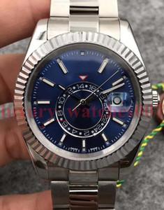 Мужские роскошные часы Brand New мужские механические из нержавеющей стали A2813 механизм с автоподзаводом часы спортивные Self-Wind часы житель наручные часы