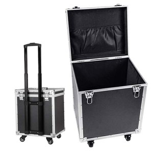High Quality Rolling Luggage Engineering Instrument box Portable toolbox Suitcase Wheels Multifunction Trolley Travel Bag