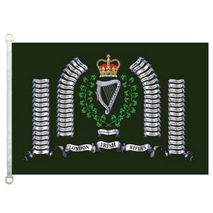 [Gute Flagge] LIR Flags Banner 3X5FT-90x150cm 100% Polyester Länderflaggen, 110gsm Warp Gestrickter Stoff Outdoor Flagge