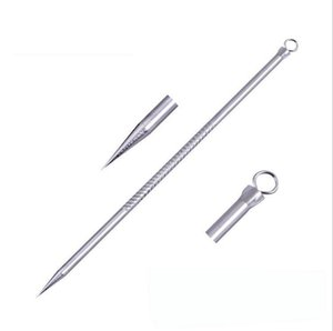 Fashion High Quality Blackhead Pimples Acne Needle Face Skin Care Tools Comedone Acne Extractor Remover Needle