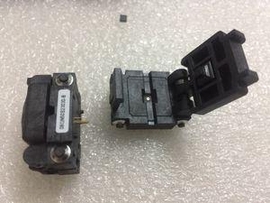 Presa per test IC Plastronics 08QN50S23030 QFN8P 0.5mm Passo 3x3mm Presa per bruciare
