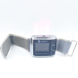 Atang Bestseller Geschenk rot Laser 650nm Therapie Laser Uhr Gerät für ältere Gesundheitswesen ohne Seite wirksam