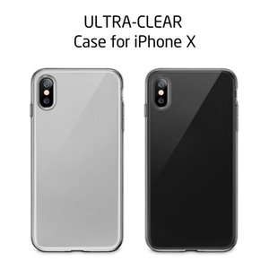 Ultrathin Transparent Soft TPU TPU Funda Gel Crystal Back Cover para iPhone 12 Mini 11 PRO X XS MAX XR 8 7 6 PLUS DHL