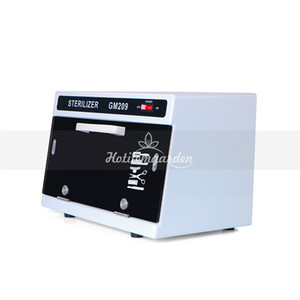 Salon Hot UV Sterilizer Cabinet Ultraviolet Sanitizer for Spa Beauty Machine Nail Tool Sterilization Home Use