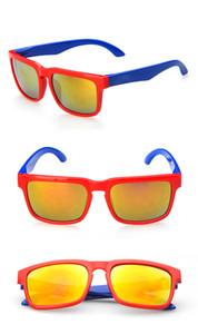 2018 مصمم Spied Ken Helmet نظارات موضة نظارات شمسية Oculus De Sol نظارات شمسية 6 ألوان للأطفال