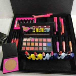 5Sets DHL Cosmetics 21e anniversaire Collection Bonjour 21 Lèvres Lip Gloss Lipstick Sperme Joli Eaufadion Meilleure Qualité Livraison Gratuite