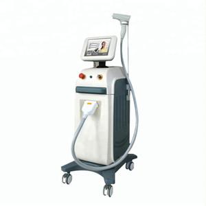 Alta intensidad !!! 808nm lumenis diodo láser máquina de depilación 808 diodo depilación pelo eliminar el tratamiento CE / DHL envío gratis