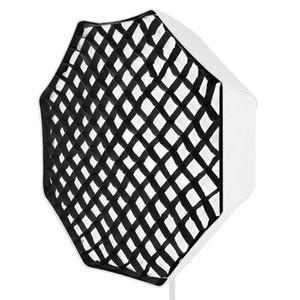 Venda Por Atacado Photo Studio Portable Octagon 31,5 polegadas / 80 centímetros Honeycomb Grid para Softbox para fotografia de retrato e vídeo