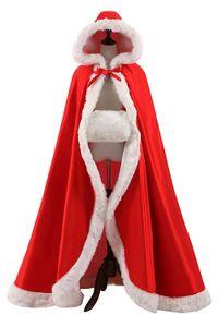 2019 inverno bridal mantello capo finto pelliccia di natale cloaks giacche per wedding wraps wraps per abiti da sposa sweep sweep treno giacche da sposa cpa1617