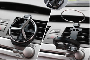 DHL Table CUP Vehicle Multifunctional Desk Frame Outlet Folding Auto NEW Arriving Cup Holder Holder Tray Car Supplies Drink Holder nx