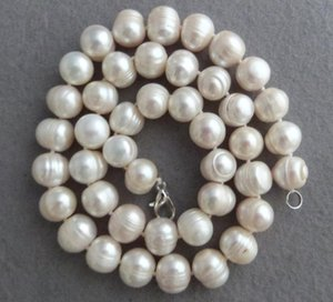 12-13MM huge (thread) White South Sea Pearl Necklace (50CM) C18111901