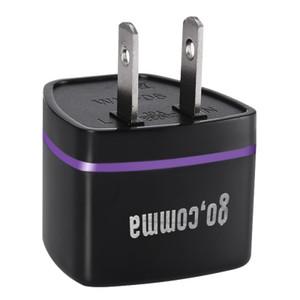 ШЯ США/ЕС/АС/Великобритания стандартный адаптер питания зарядное устройство разъем розетка вилка зарядное устройство адаптер конвертер разъем США/ЕС/АС/Великобритания подключите DBTB